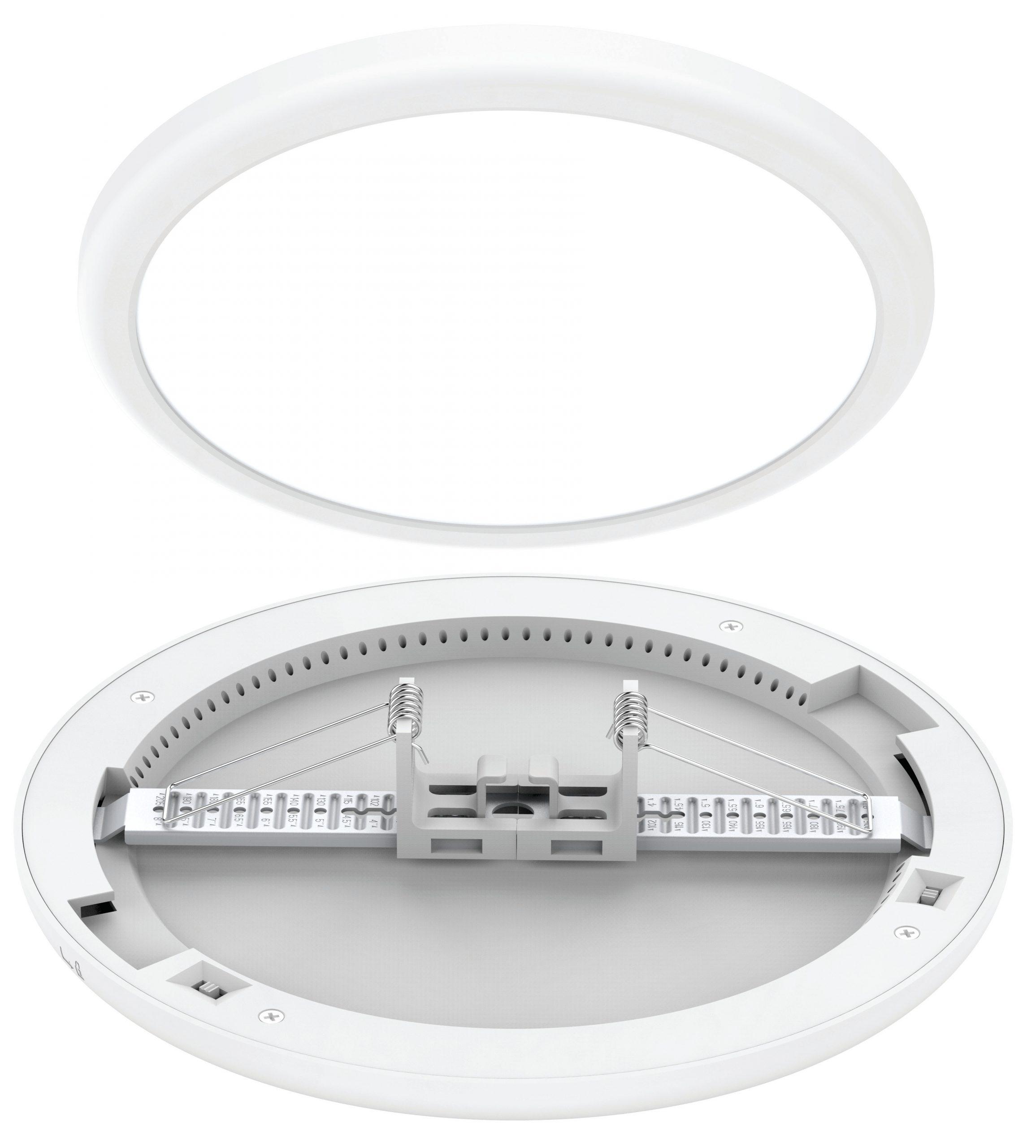 All-in-One LED Downlight-Panel - Eine Leuchte die vielfältig einsetzbar ist