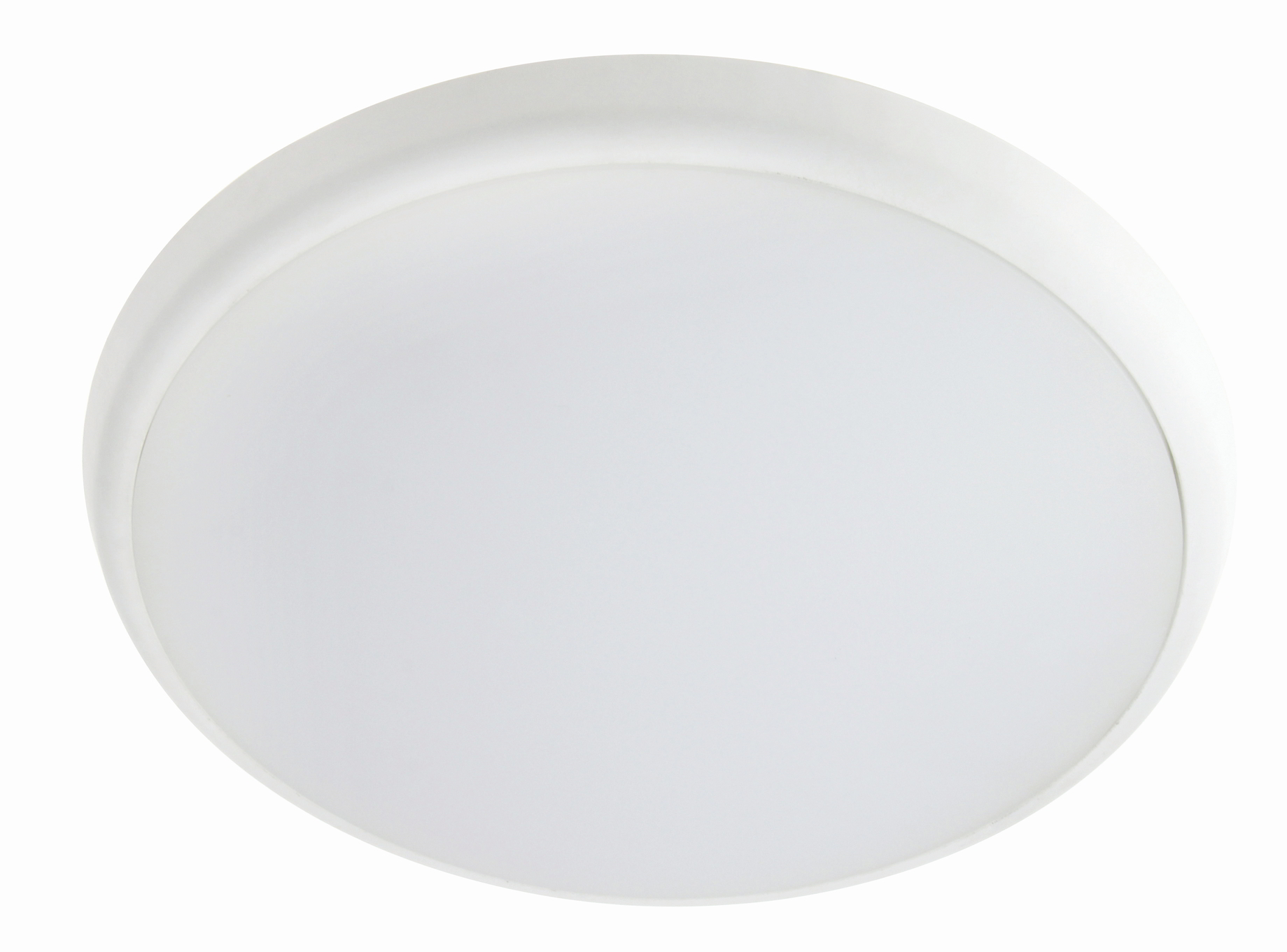 Runde LED Wand- / Deckenleuchte IP54 - dimmbar