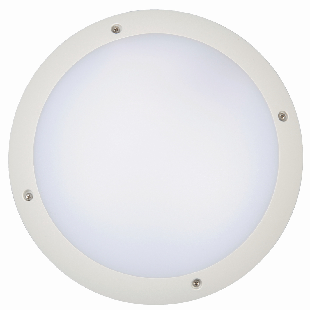 LED Decken- / Wandleuchte IP66 - 12W