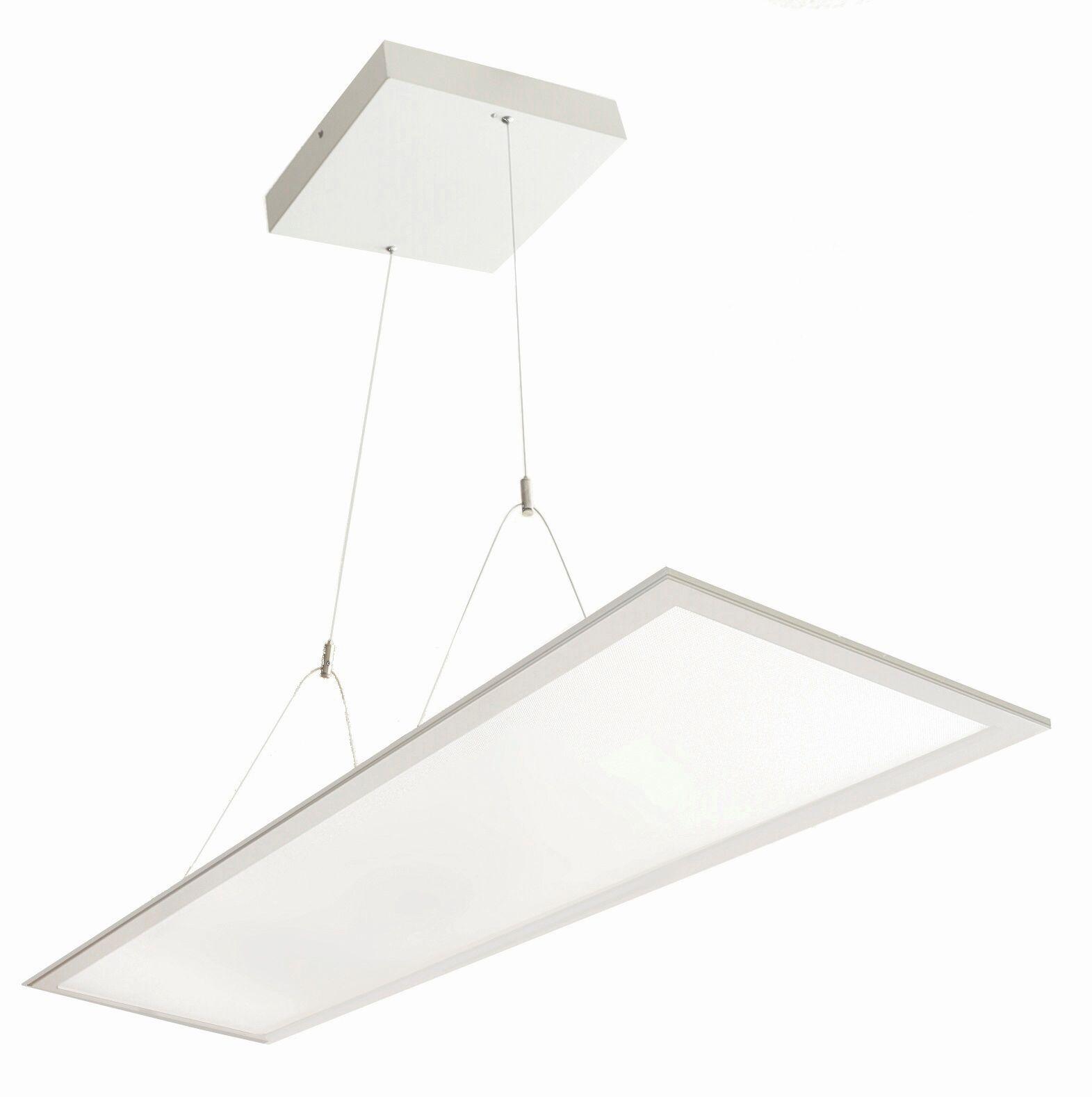 LED Panel 1200×300: Einlege- Pendel- und Aufbauleuchte