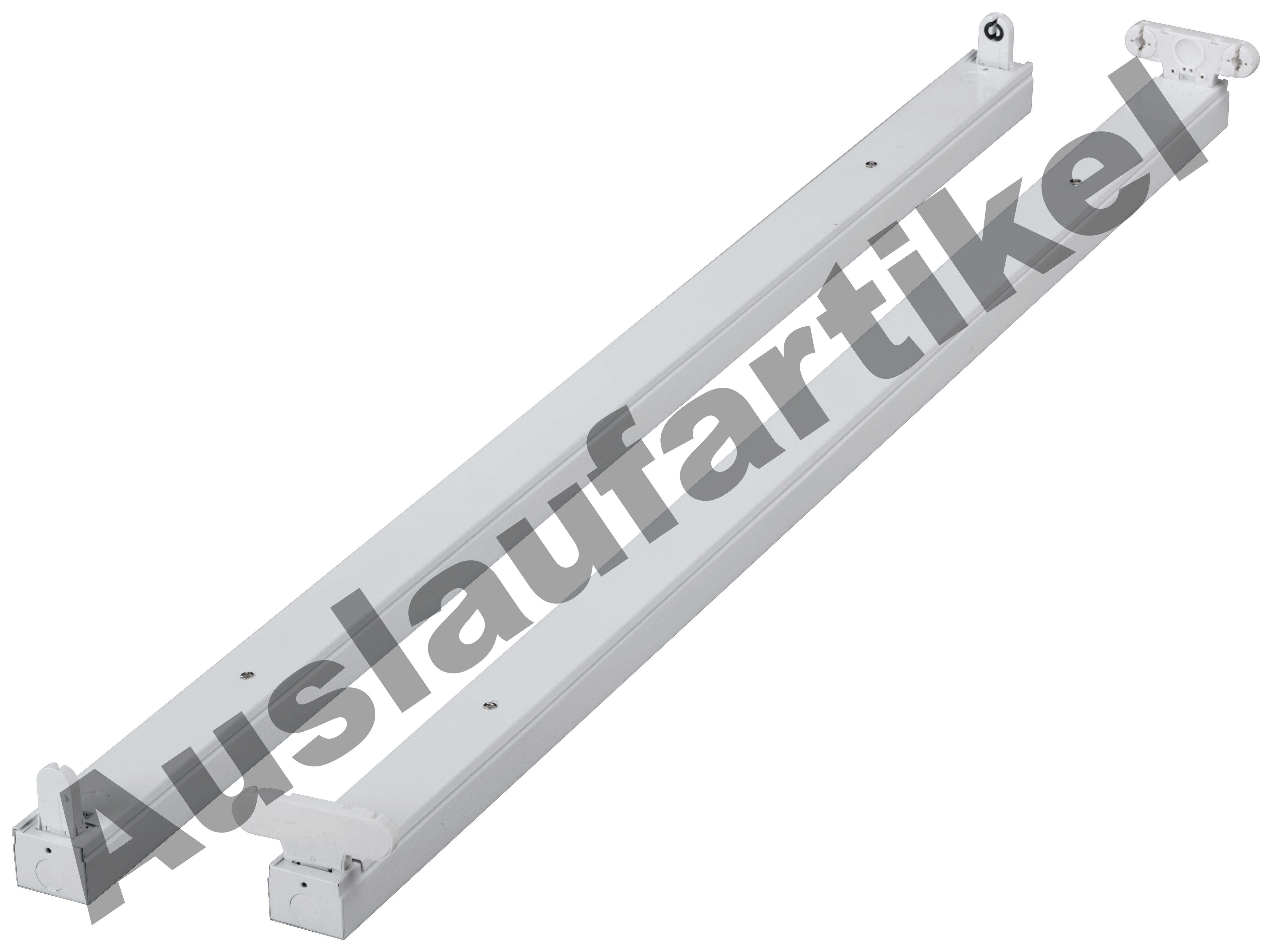Freistrahlende Lichtleiste für LED-Röhren